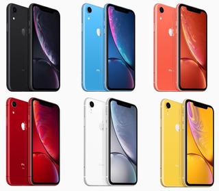 iPhone Xr 64gb Vitrine *leia Anúncio* Garantia 9 Meses Apple