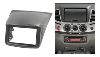 Kit Adaptación Radio Dash Mitsubishi L200 (06-13)