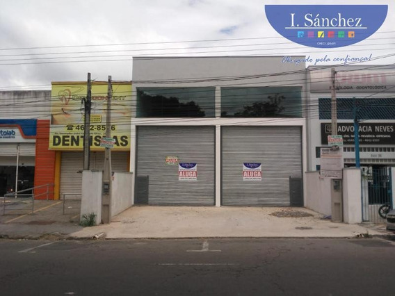 Salão Comercial Para Locação Em Itaquaquecetuba, Vila Virgínia, 2 Banheiros, 2 Vagas - 200131ca_1-1342257