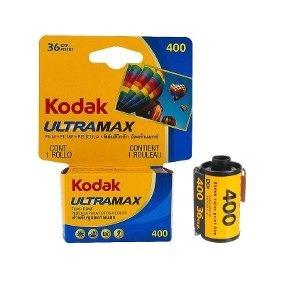Filme 35mm Kodak Ultramax Iso 400