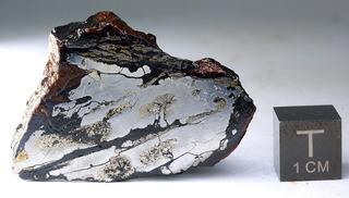 Meteorito Uruaçu De Goiás 18,6g