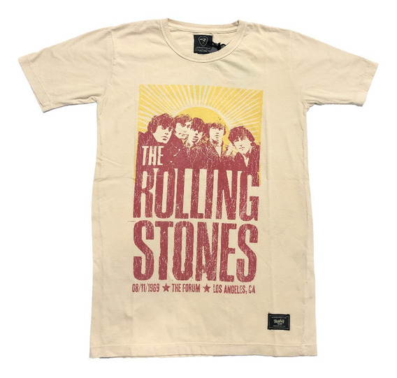Remera Honky Tonk The Rolling Stones The Forum