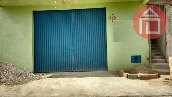 Barracão Comercial Para Locação, Jardim Recreio, Bragança Paulista. - Ba0060