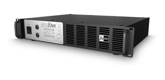 Amplificador Machine Wvox A6000 Promoçâo Relampago