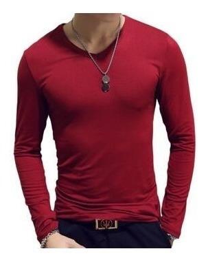 Camisa Semi Térmica Longa Segunda Pele Proteção