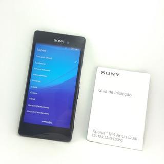Sony Xperia M4 4g 16gb 13mp - De Vitrine