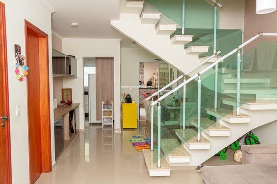 Linda Casa No Condomínio San Francesco Com Piscina E Ar Condicionado - Ca00206 - 34938985