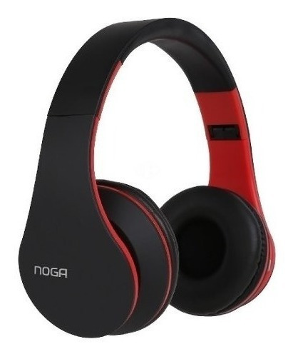 Auriculares Bluetooth Noganet Ng-bt409 Inalámbricos Vincha