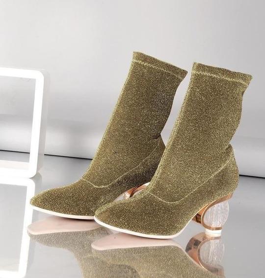 Ankle Boot Feminina Reave Cat 94874 Importado