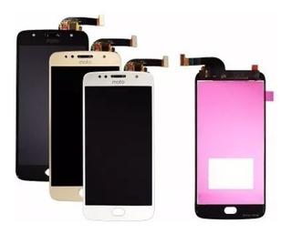 Tela Display Lcd Motorola Moto G5s Xt1792 Xt1793 Com Brilho