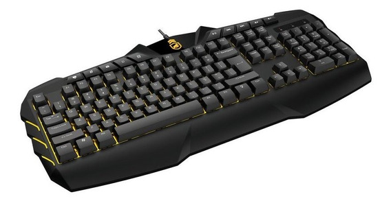 Teclado Tech Fury - Gorila Gamer