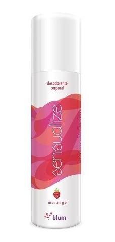 Desodorante Íntimo 166ml - Morango Sensualize Blum