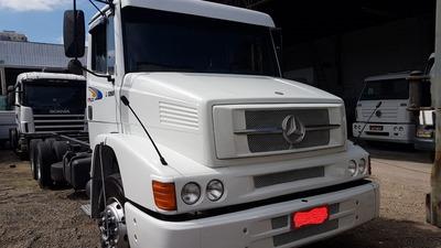 Mercedes-benz 1620 Ano 2003 Branco