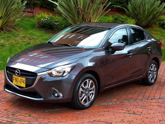 Mazda 2 Sedán Touring Automático 1.5cc