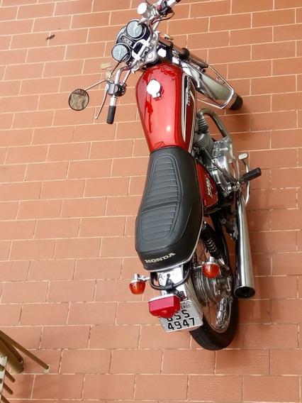 Honda Cb 360 - Motor Novo