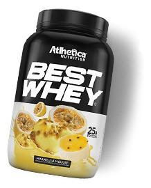Best Whey® 900g Atlhetica Nutrition 25g Protein Beijinho