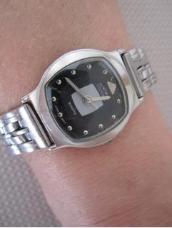 Reloj Montreal Malla De Acero/ Traba De Seguridad - Japan