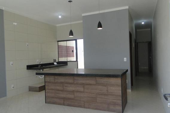 Casa Em Jardim Santa Cruz, Mogi Guaçu/sp De 64m² 2 Quartos À Venda Por R$ 195.000,00 - Ca426246