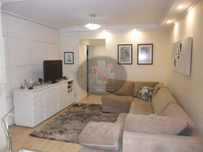 Venda De Apartamento Impecável, Lindo Em Ótima Localização, São Paulo. - Ap2330