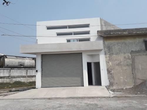 Bodega Nave Industrial En Venta,zona Norte, Veracruz,
