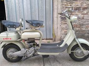 Vendo Siambreta Standart 125cc