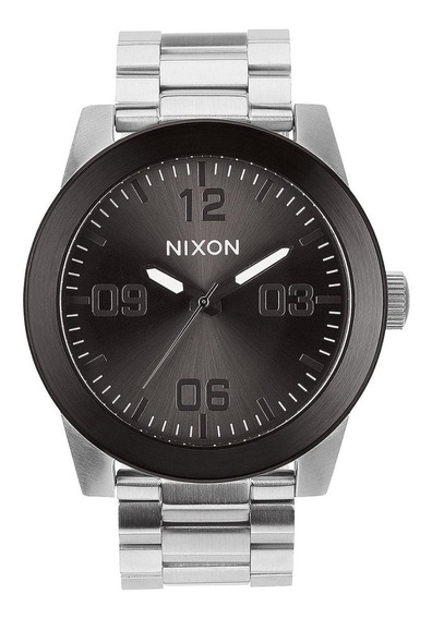 Relogio Original Nixon The Corporal Ss A346 1762-00