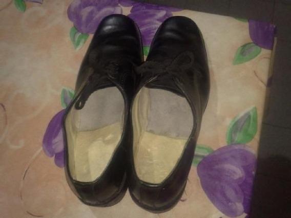 Zapatos De Cuero