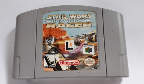 Cartucho Nintendo 64 Star Wars - Racer 1