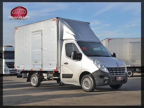 Imagem 1 de 15 de Renault Master 2.3 Baú 2020