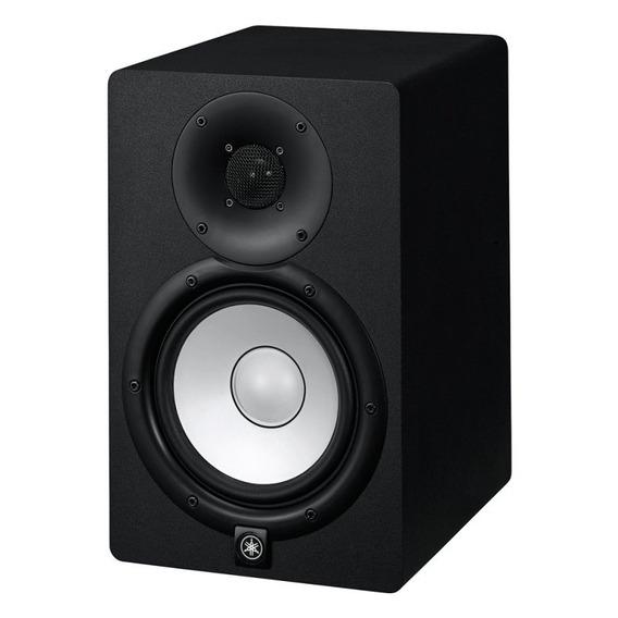 Monitor De Referência Yamaha Hs7 Bi-amplificado Preto 110v