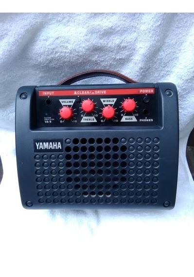 Promoção Caixa Som Guitarra Yamaha Va-5 Pilhas/fonte Top