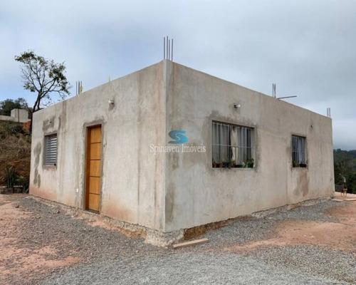 Imagem 1 de 19 de Chácara No Estado Construção Nova 990m² Com Escritura Registrada - Ch00753 - 69736246