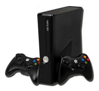 Xbox 360 Slim. Se Congela Cuando Empieza Un Juego Original.