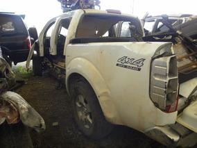Sucata Nissan Frontier 2.5 2012