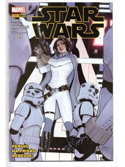 Star Wars 15 1ª Serie - Panini - Bonellihq Cx18 C19