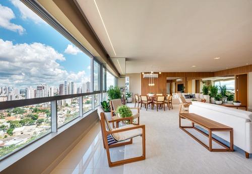 Opus Verti, Setor Marista, Apartamento 4 Suites