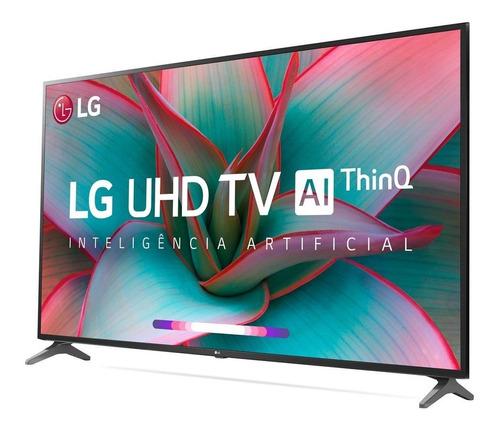 Imagem 1 de 5 de LG Tv Smarttv Uhd 4k Led 50 Polegadas LG Wi-fi - Bluetooth