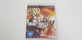Dragon Ball Xenoverse Xv - Ps3 - Original - Mídia Física