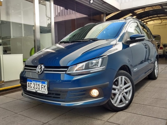Volkswagen Suran Highline 1.6 Msi 6ta 2018 Remato Hoy! (mac)