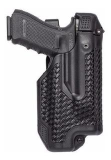 Funda Blackhawk 44e000bw-r Glock 17/22/31 Basket Weave