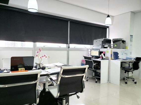 Sala Em Vila Mogilar, Mogi Das Cruzes/sp De 42m² À Venda Por R$ 259.900,00 - Sa375899