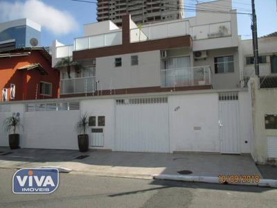 Sobrado Com 3 Dormitórios Para Alugar Por R$ 4.000/mês - Praia Dos Amores - Balneário Camboriú/sc - So0145