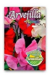 Semillas Arverjilla Sobre Flores Viveruski Vivero Hurlingham