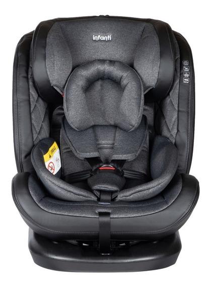 Butaca infantil para auto Infanti I-Giro 360° Dark