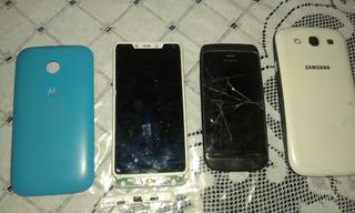 Peças De Celular Samsung S3 Motorola Nokia
