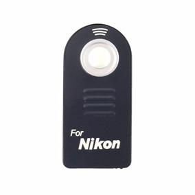 Controle Remoto Para Nikon D7200 Shutter Disparador Sem Fio
