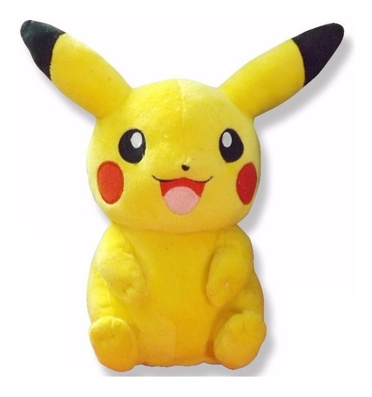 Pelúcia Pokemon Pikachu Musical 20cm