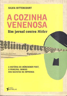 Livro A Cozinha Venenosa