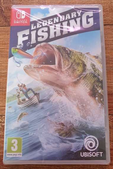 Jogo Legendary Fishing