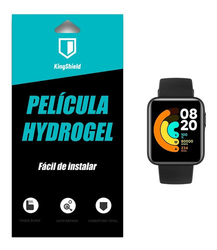 Película Xiaomi Mi Watch Lite Kingshield (3x Unid Tela)